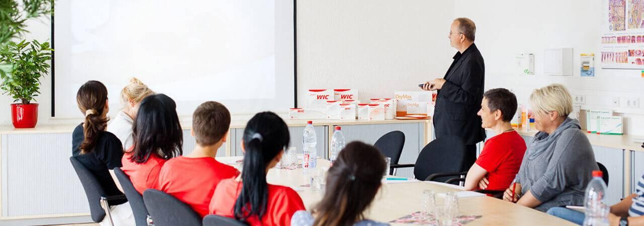 Durch Weiterbildung stets auf dem neuesten Stand der Wundversorgung - MAGISA Wundmanagement