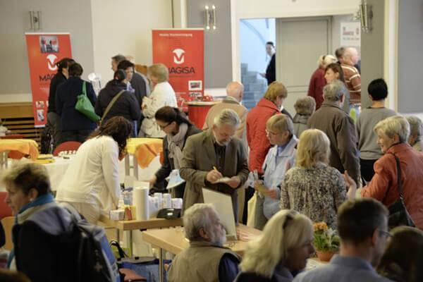 Fürstenwalder Gesundheitsmesse 2016 - Wir waren dabei - MAGISA Wundmanagement