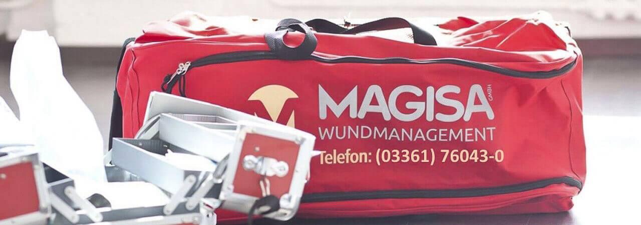 MAGISA Wundmanagement - Moderne Wundversorgung - Berlin - Brandenburg