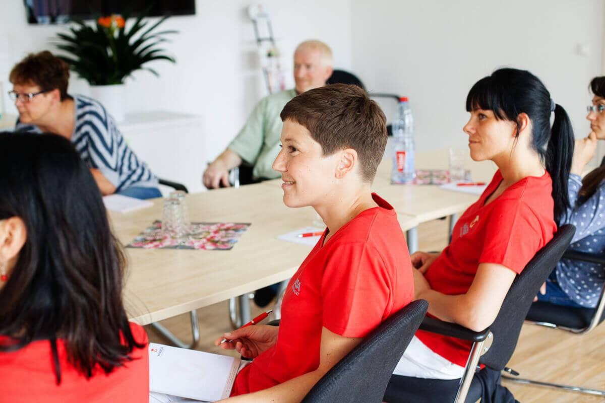Schulung unserer Mitarbeiter für Berlin und Brandenburg - MAGISA Wundmanagement