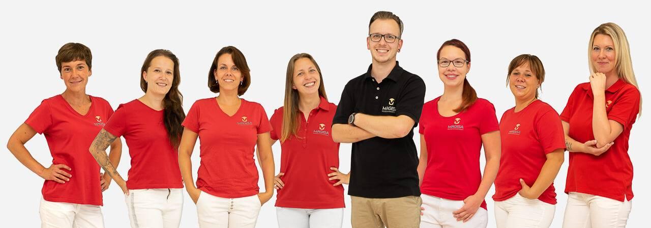 Wir sind Ihre Wundexperten für Berlin und Brandenburg - MAGISA Wundmanagement GmbH