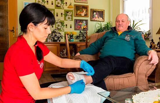 Chronische Wunden können heilen - MAGISA professionelle Wundversorgung